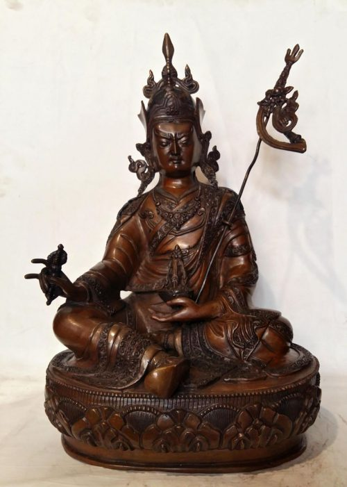 Padmasambhava Statue DBL Color