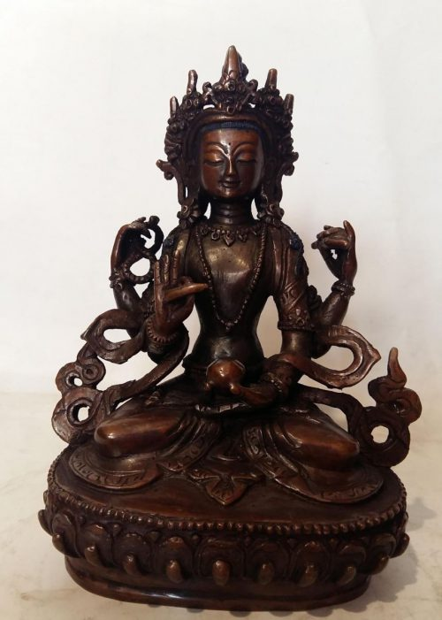 Prajnaparamita Statue