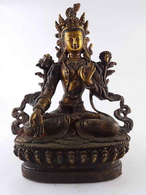 White Tara Statue