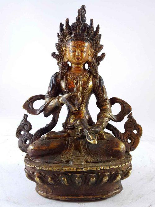 Handmade Statue of Vajrasattva Painted Face