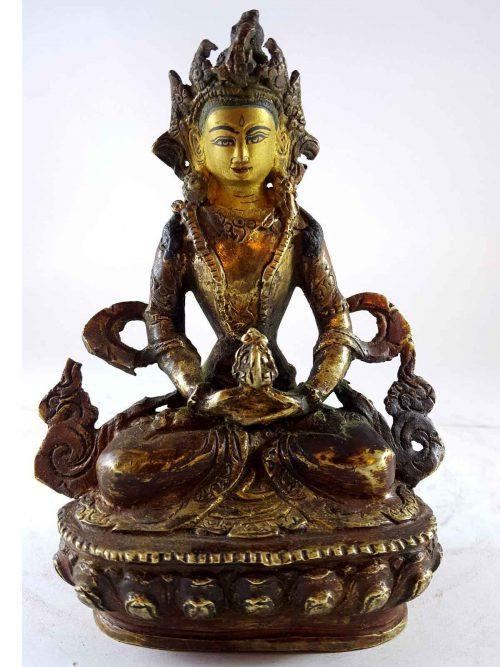 Handmade Statue of Aparmita Painted Face