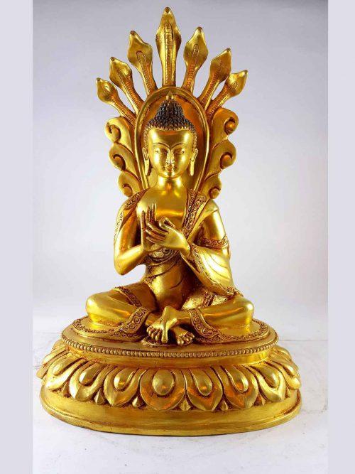 Statue of Nagarjuna Magasuddhi