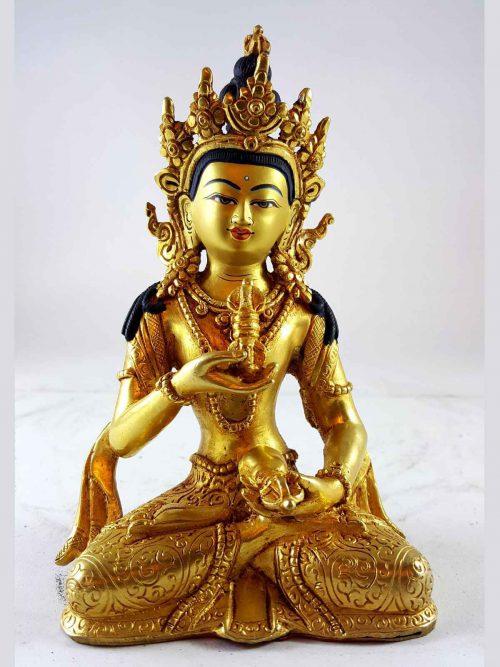Statue of Vajrasattva Painted Face