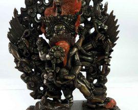 Statue of Hayagriva Copper