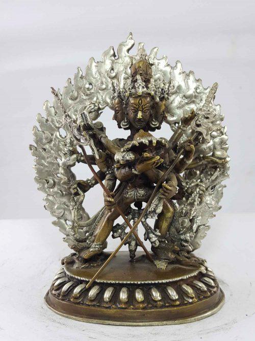 Chakrasambara Statue