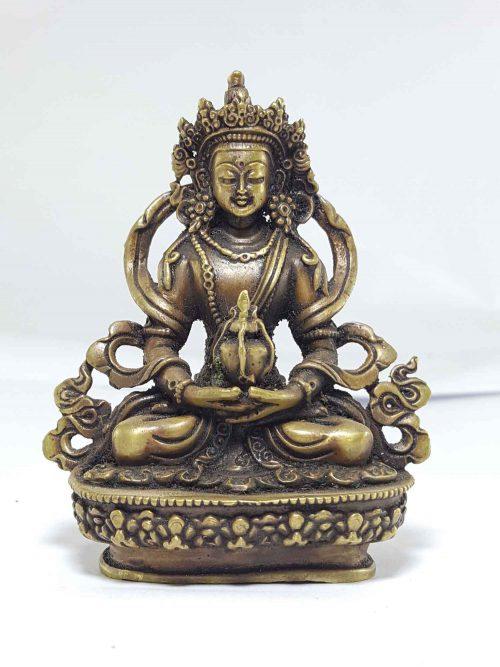 Small statue of Aparmita