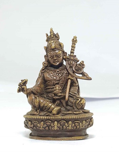 Small statue of Padmasambhava