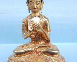 Vairocana Buddha Handmade Statue