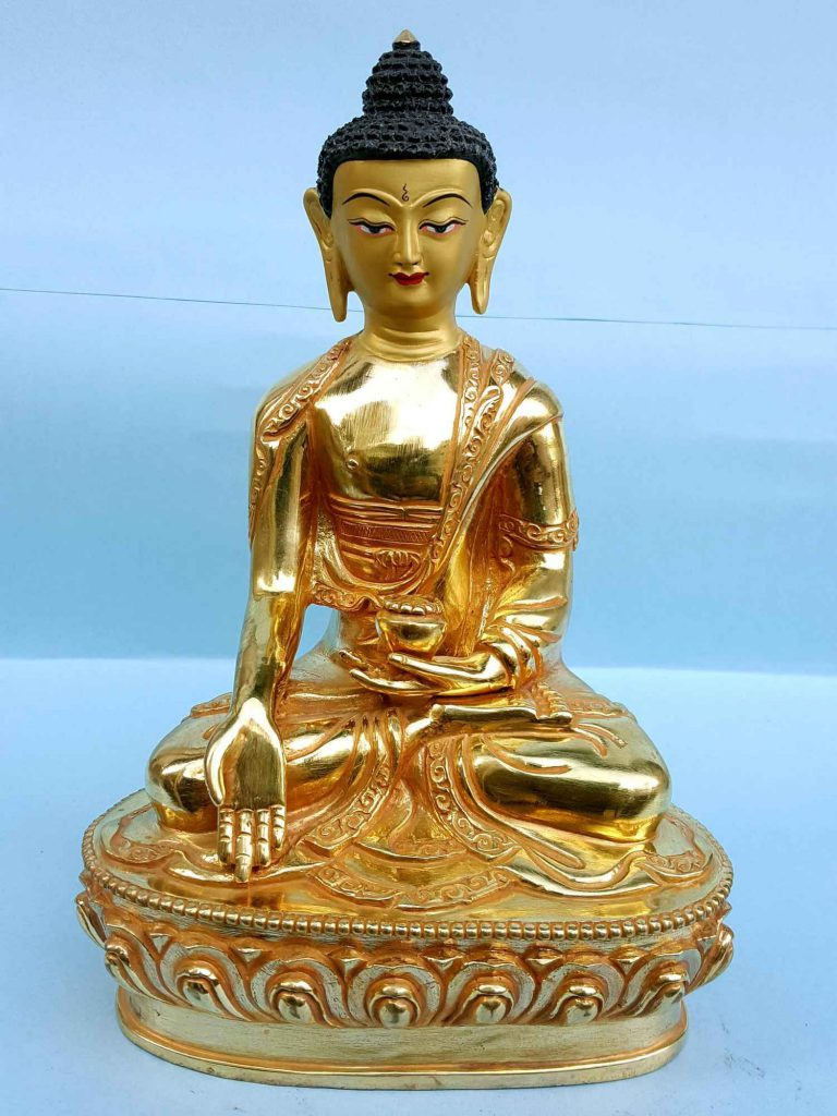 Ratnasambhava Buddha Handmade Statue