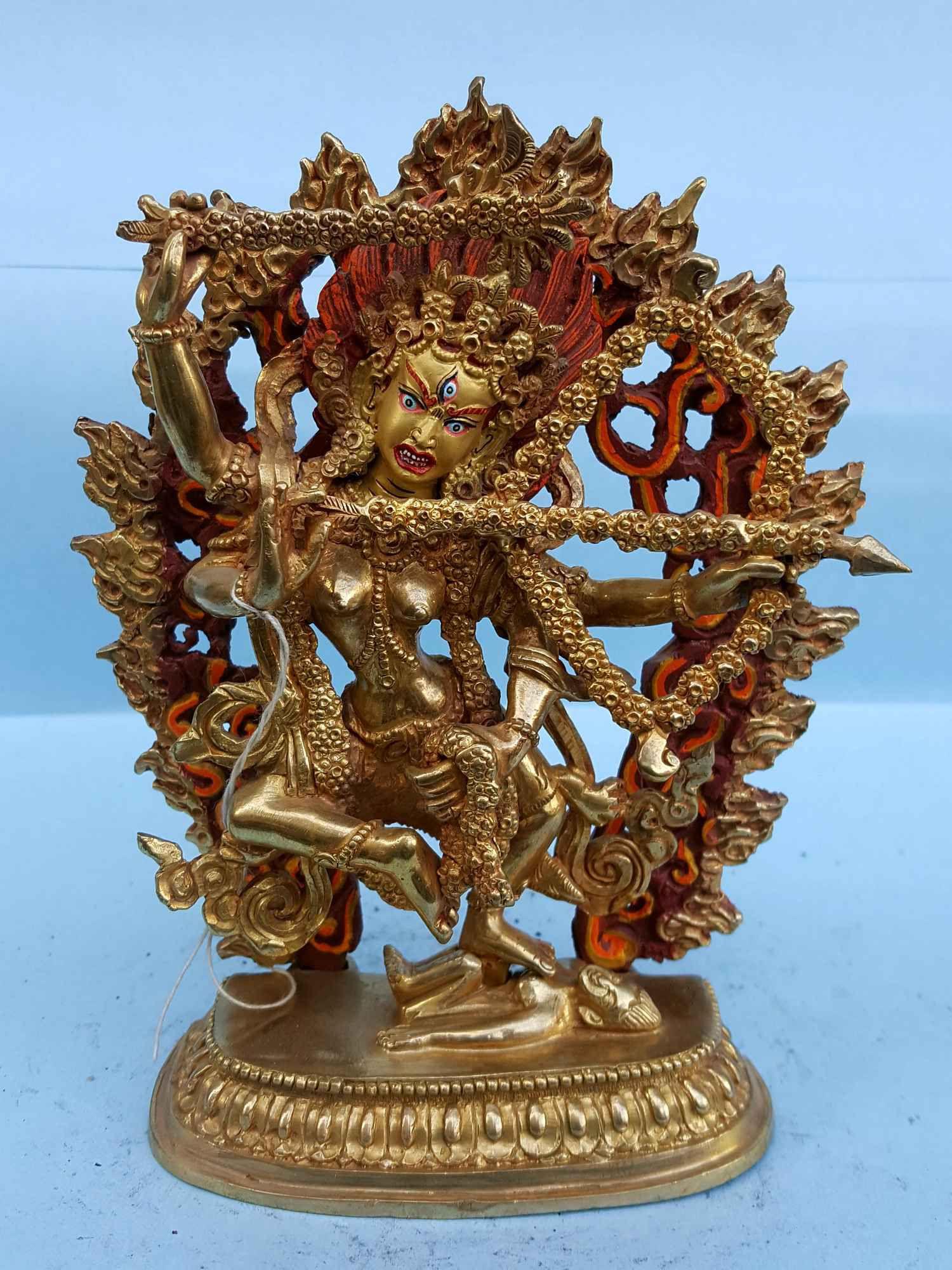 Kurukulla Handmade Statue – Mandalas Life