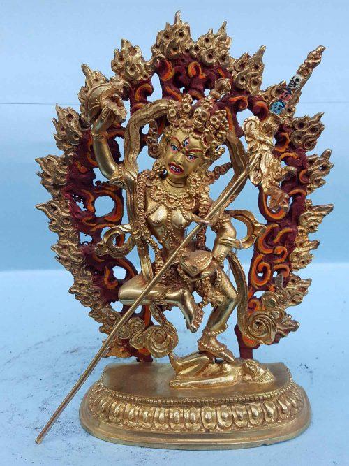 Nairatma Yogini Handmade Statue
