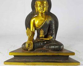 Medicine Buddha Statue Sand Casting