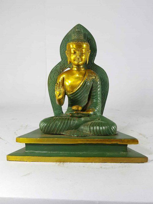 Amoghasiddhi Buddha Statue
