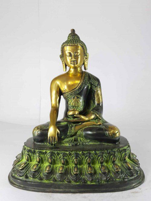 Shakyamuni Buddha Statue Sand Casting