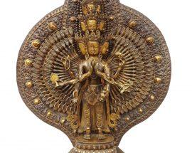 1000 Arm Avalokitesvara Statue