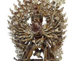 Kalachakra Shakti Statue