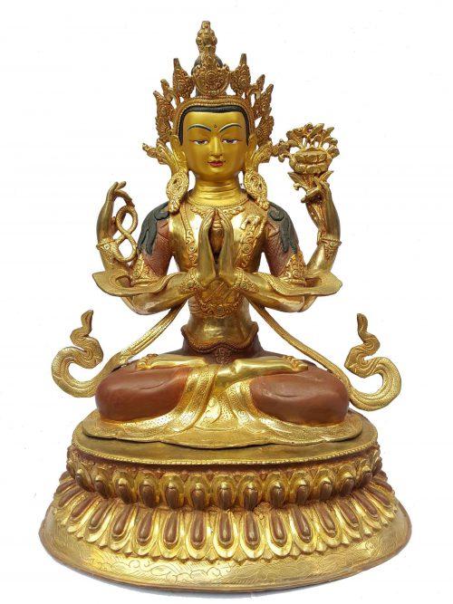 Chengrashi Statue