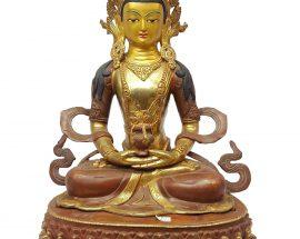 Aparmita Statue Painted Face