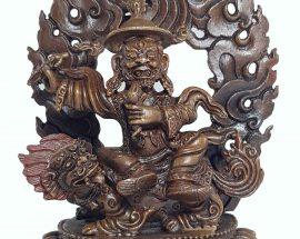 Statue of Dorje Lagpa