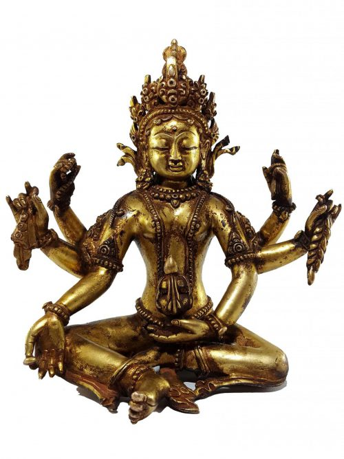 Vasudhara Statue