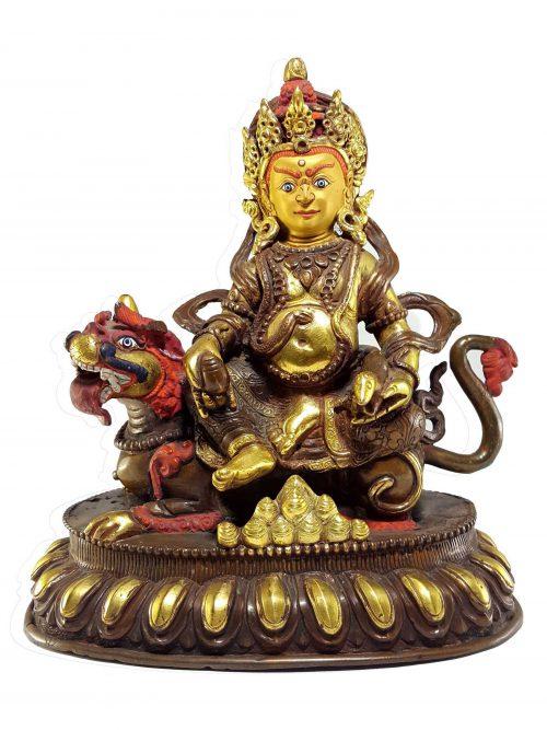 Singha Kuber Statue