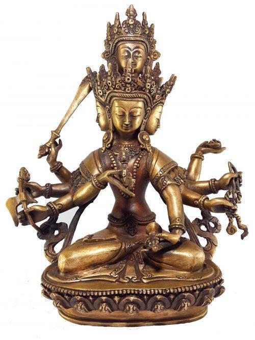 Maha Vajrasattva Statue