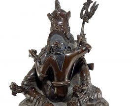 Statue of Padmasambhava Shakti