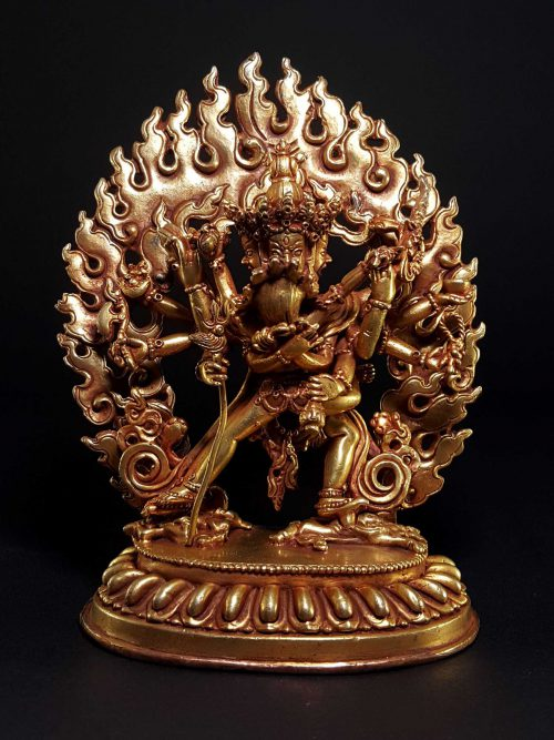Statue of Chakrasambara