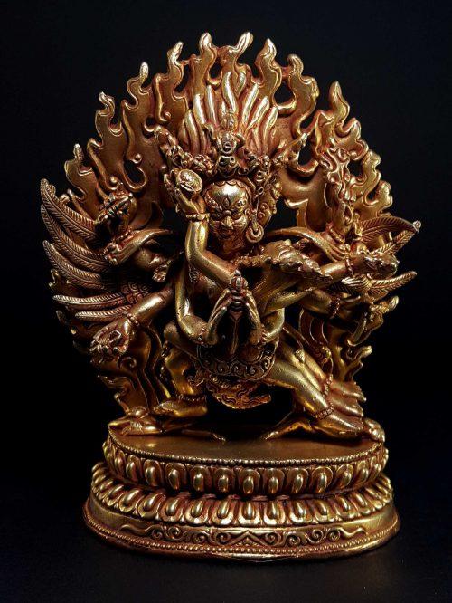 Statue of Vajrakilaya