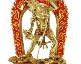 Statue of Vajra Yogini