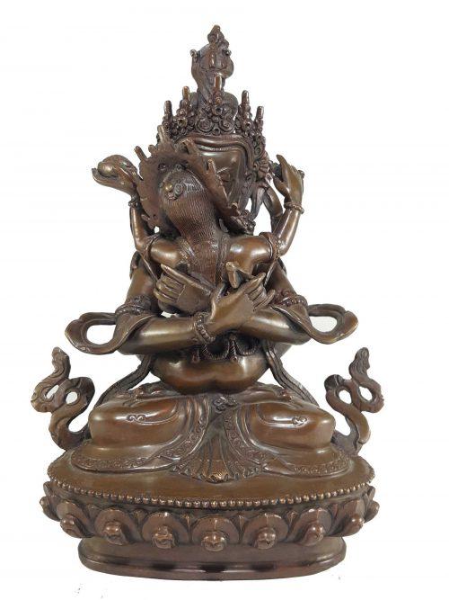 Statue of Vajradhara Shakti