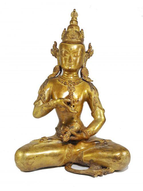 Statue of Vajrasattva Newari Style