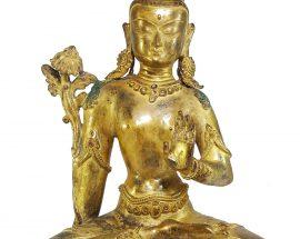 Statue of Bodhisattva Avalokitesvara Newari Style