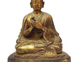 Statue of Karmapa