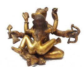 Statue of Yamantaka Shakti Detachable