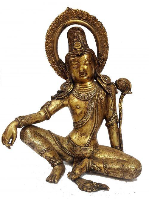 Statue of Bodhisattva Avalokitesvara