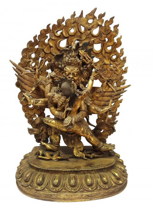 Statue of Hayagriva