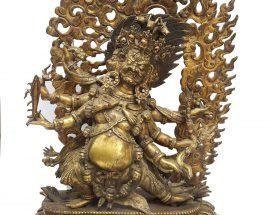 Statue of Secret Accomplishment Hayagriva
