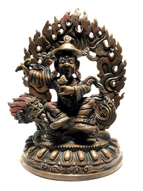 Statue of Dorje Drolo