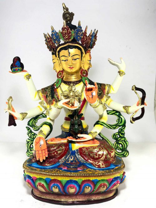 Statue of Ushnisha Vijaya