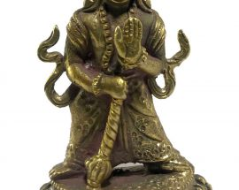 Statue of Bhimsen Good God Patan Style