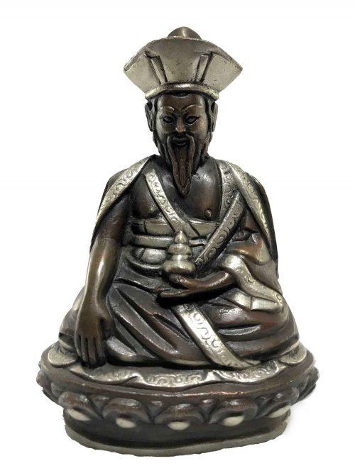 Statue of Tibetan Lama Niloroppa