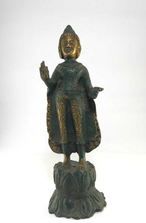 Statue of Standing Buddha Dipankara