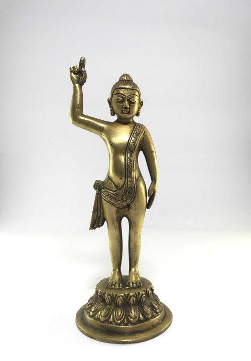 Statue of Baby Buddha Siddhartha