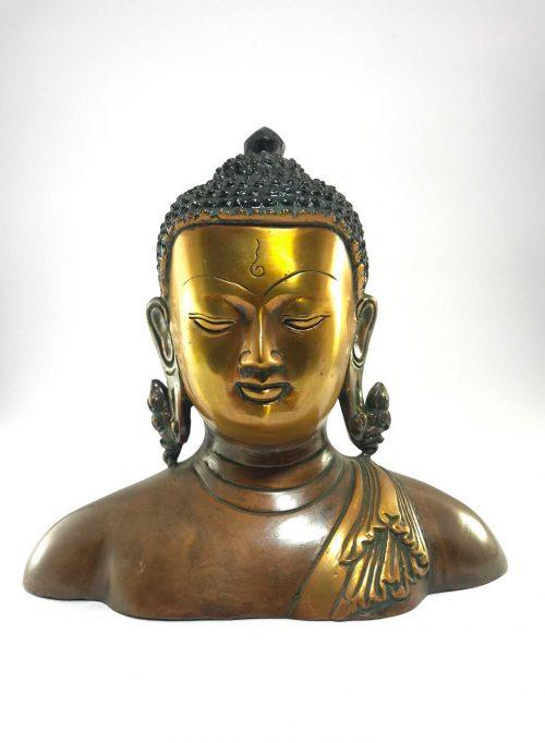 Statue of Shakyamuni Buddha Half Body