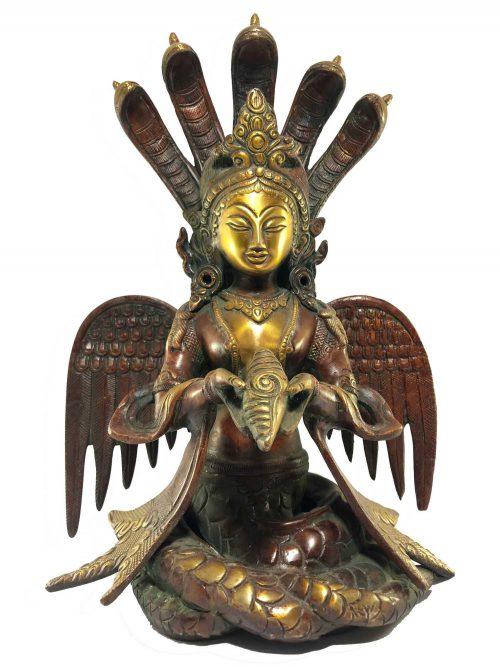 Statue of Naga Kanya
