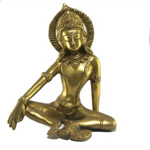 Statue of Bodhisattva Indra