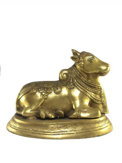Statue of Nandi Ox