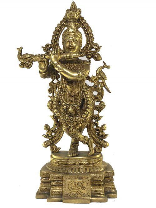 Statue of Krishna