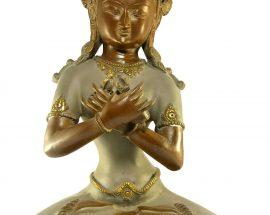 Statue of Vajradhara Stone finishing